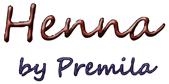 Henna By Premila Logo